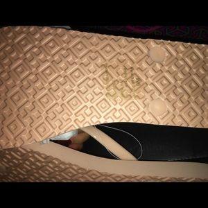 Tory Burch Shoes - New Tory Burch flip flops.
